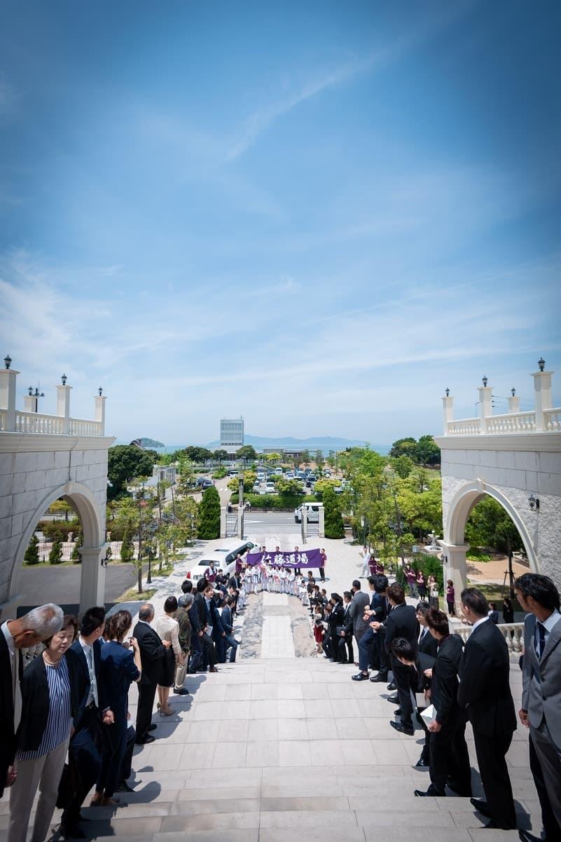 香川の結婚式場のシェルエメール&アイスタイルのお盆フェア
