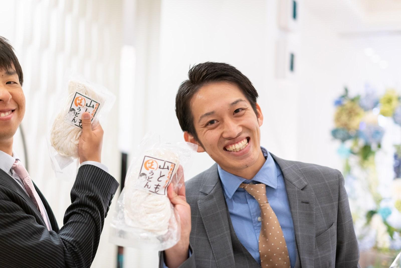 香川の結婚式場シェルエメール&アイスタイル お見送り品