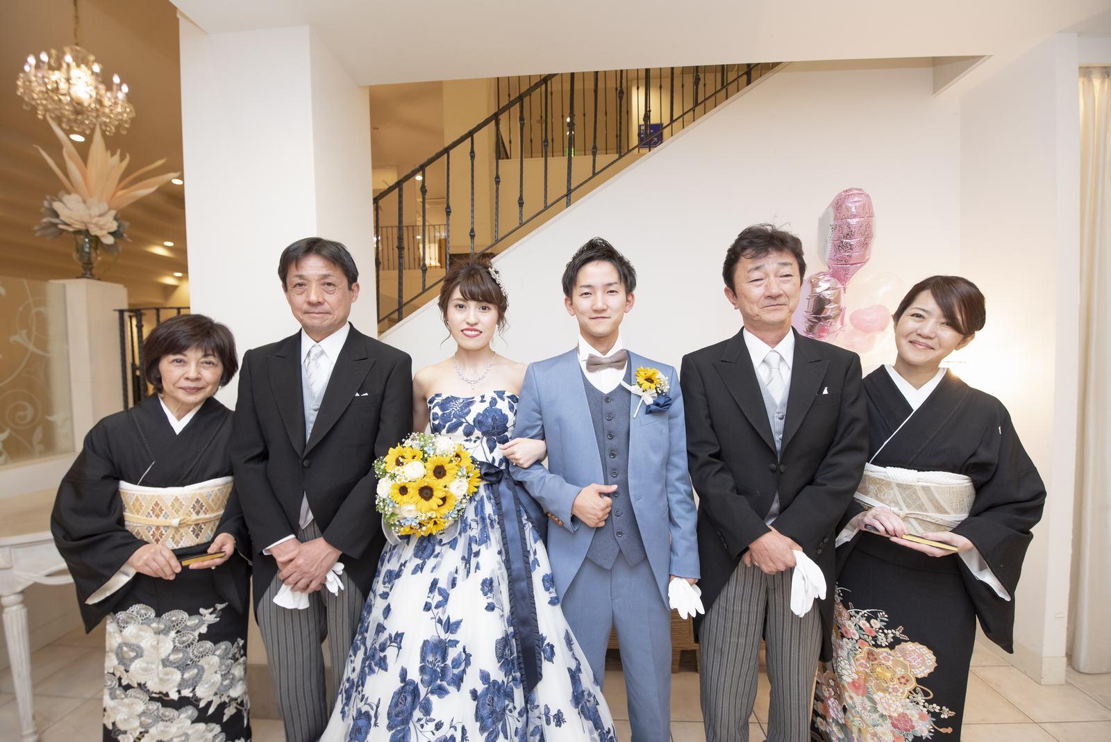 香川県の結婚式場シェルエメール&アイスタイル ご両家様