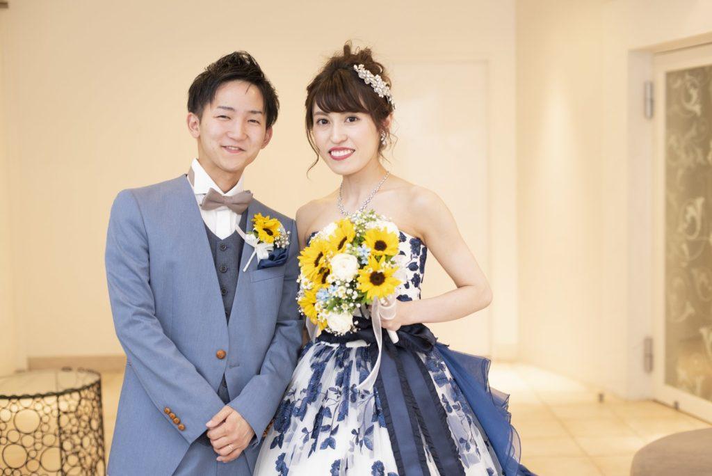 香川県の結婚式場シェルエメール&アイスタイルのご新郎ご新婦様
