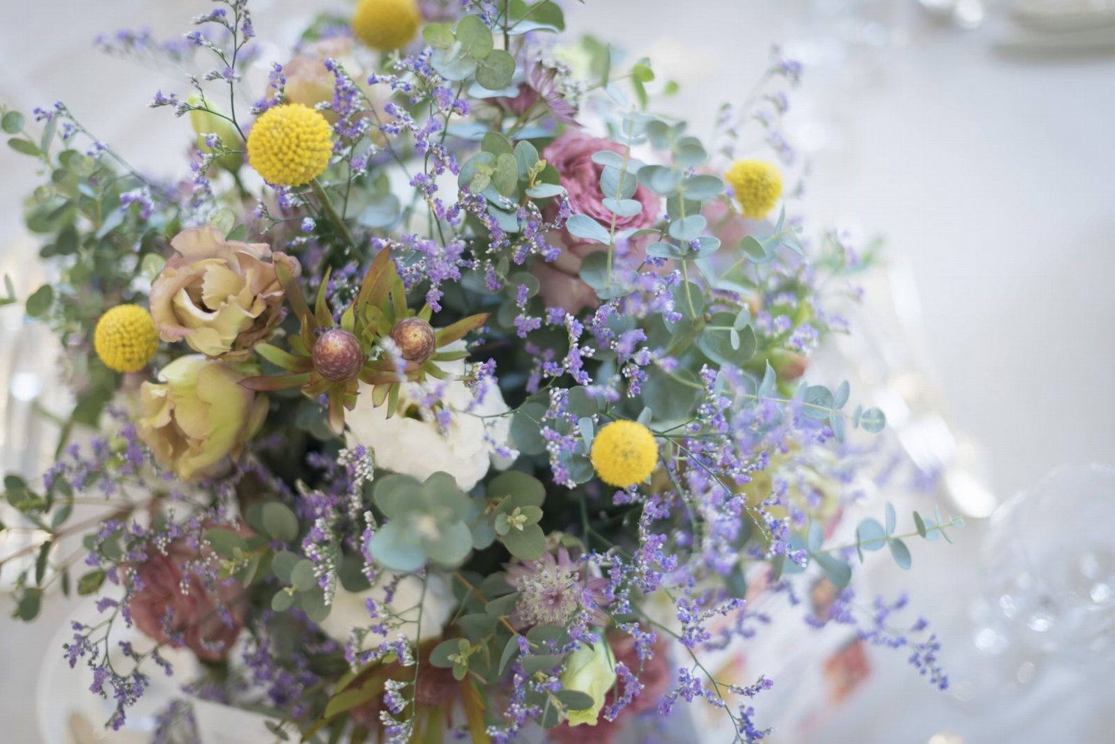 香川県の人気の結婚式場のシェルエメール&アイスタイルのおしゃれな花屋