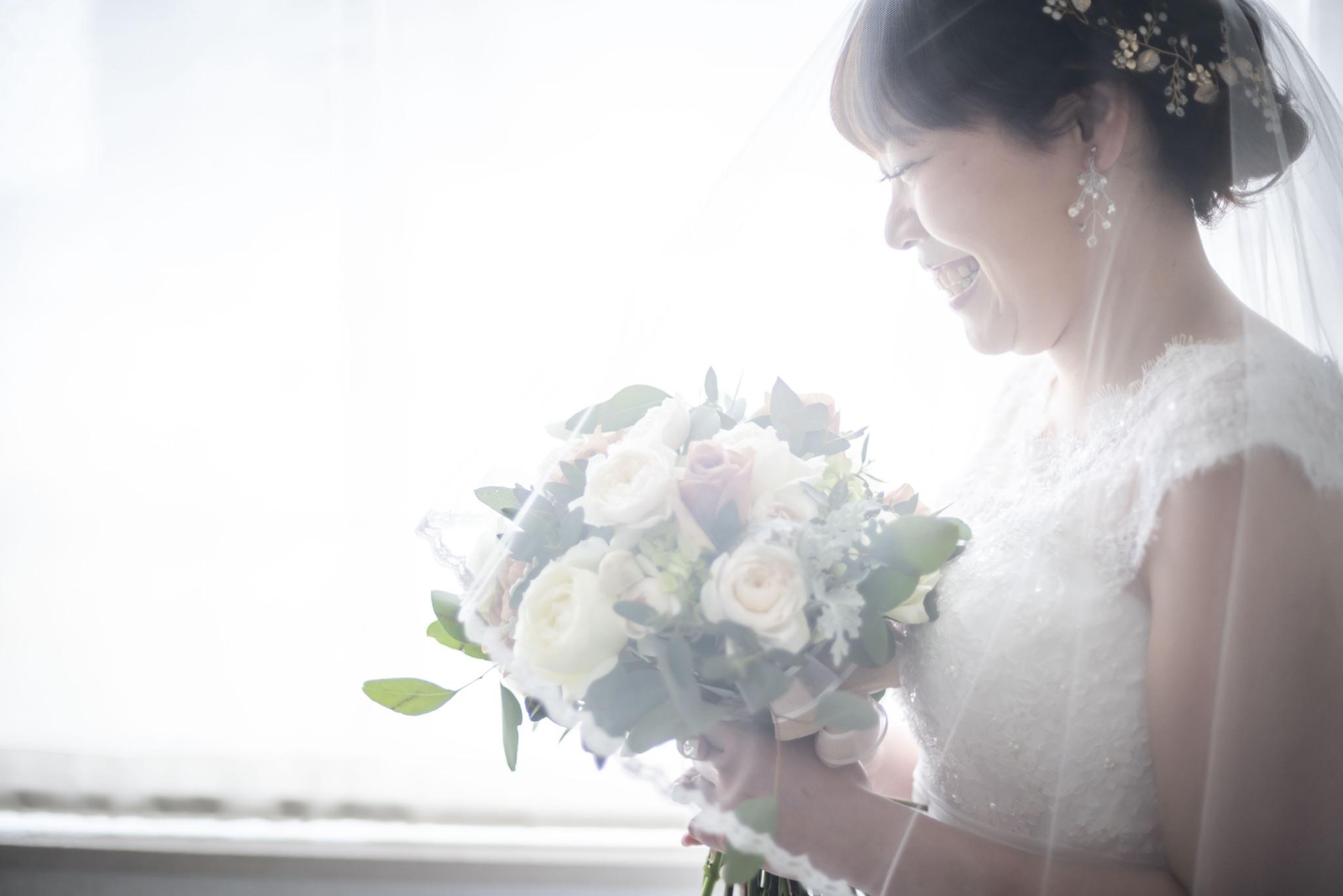 香川県の結婚式場のシェルエメール&アイスタイルの花嫁