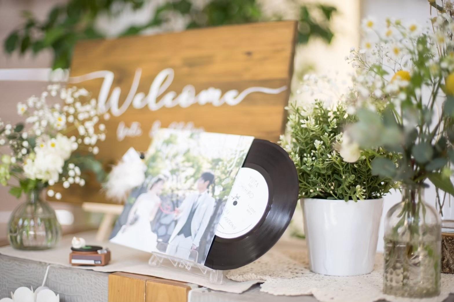 香川県の人気の結婚式場のシェルエメール&アイスタイルのおしゃれグッズ
