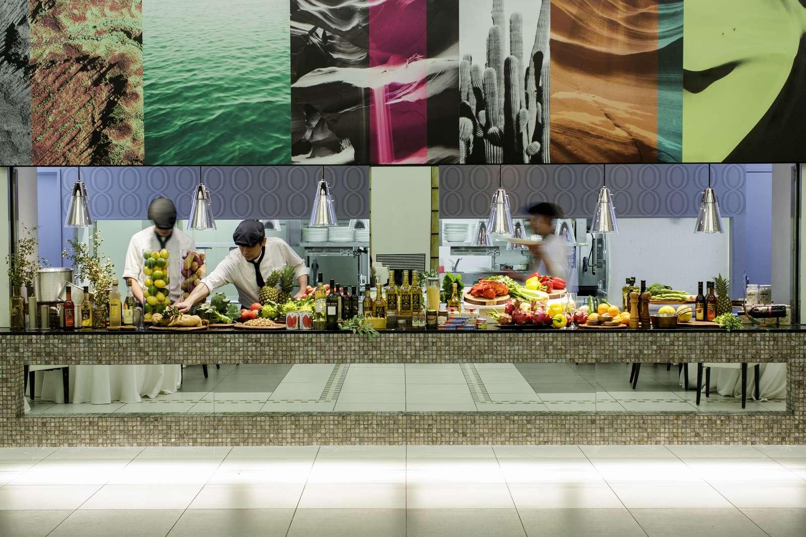 香川県の人気の結婚式場のシェルエメール&アイスタイルの料理