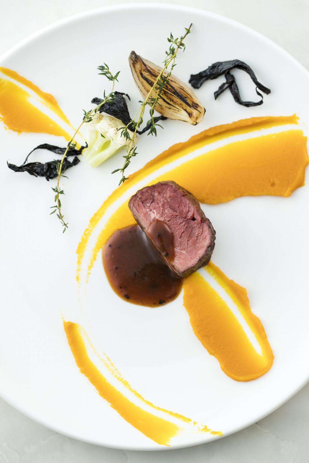香川県の人気の結婚式場のシェルエメール&アイスタイルの人気の肉料理
