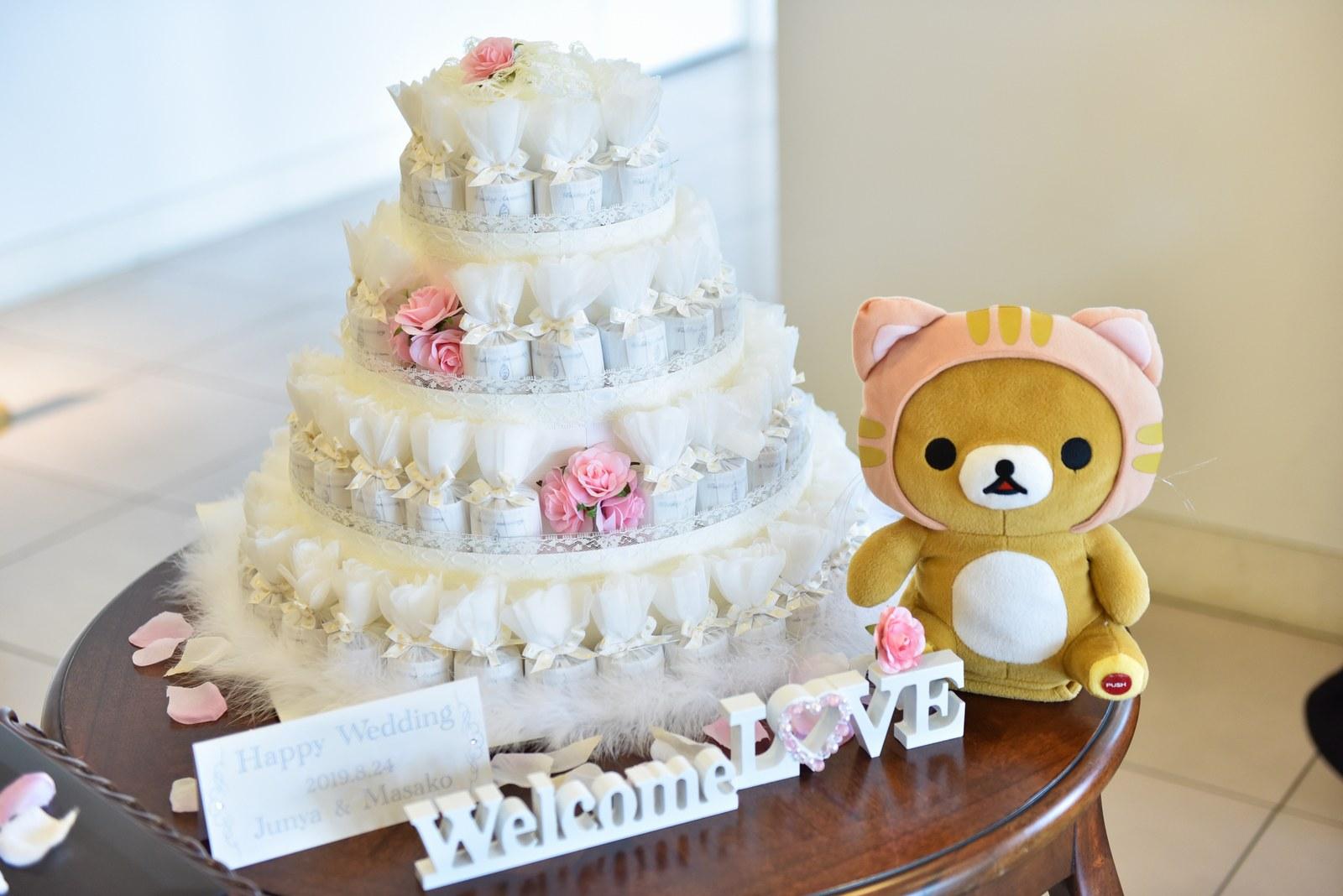 香川県の結婚式場シェルエメール&アイスタイル リラックマウェルカムスペース