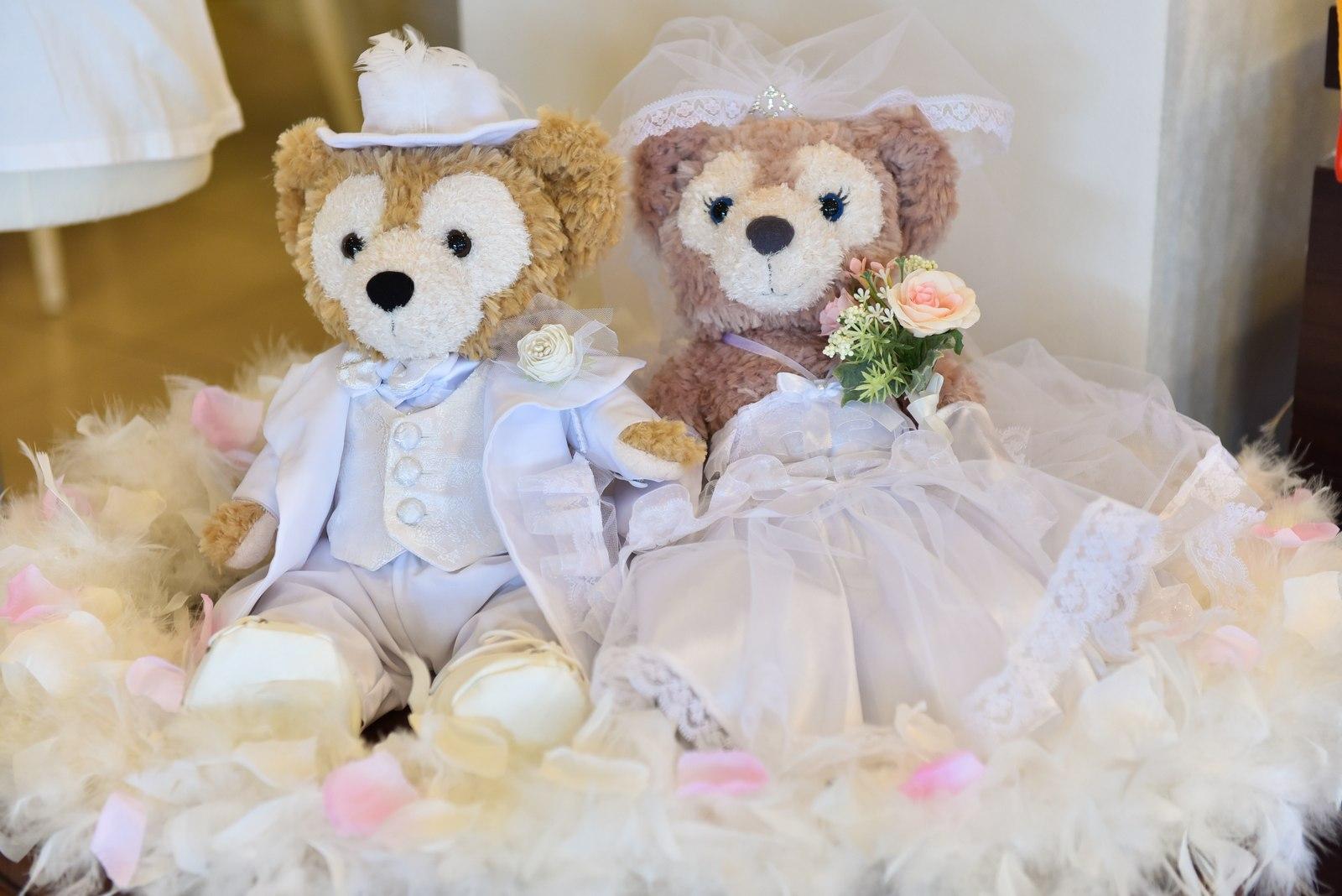 香川県の結婚式場のシェルエメール&アイスタイルのウェルカムドール