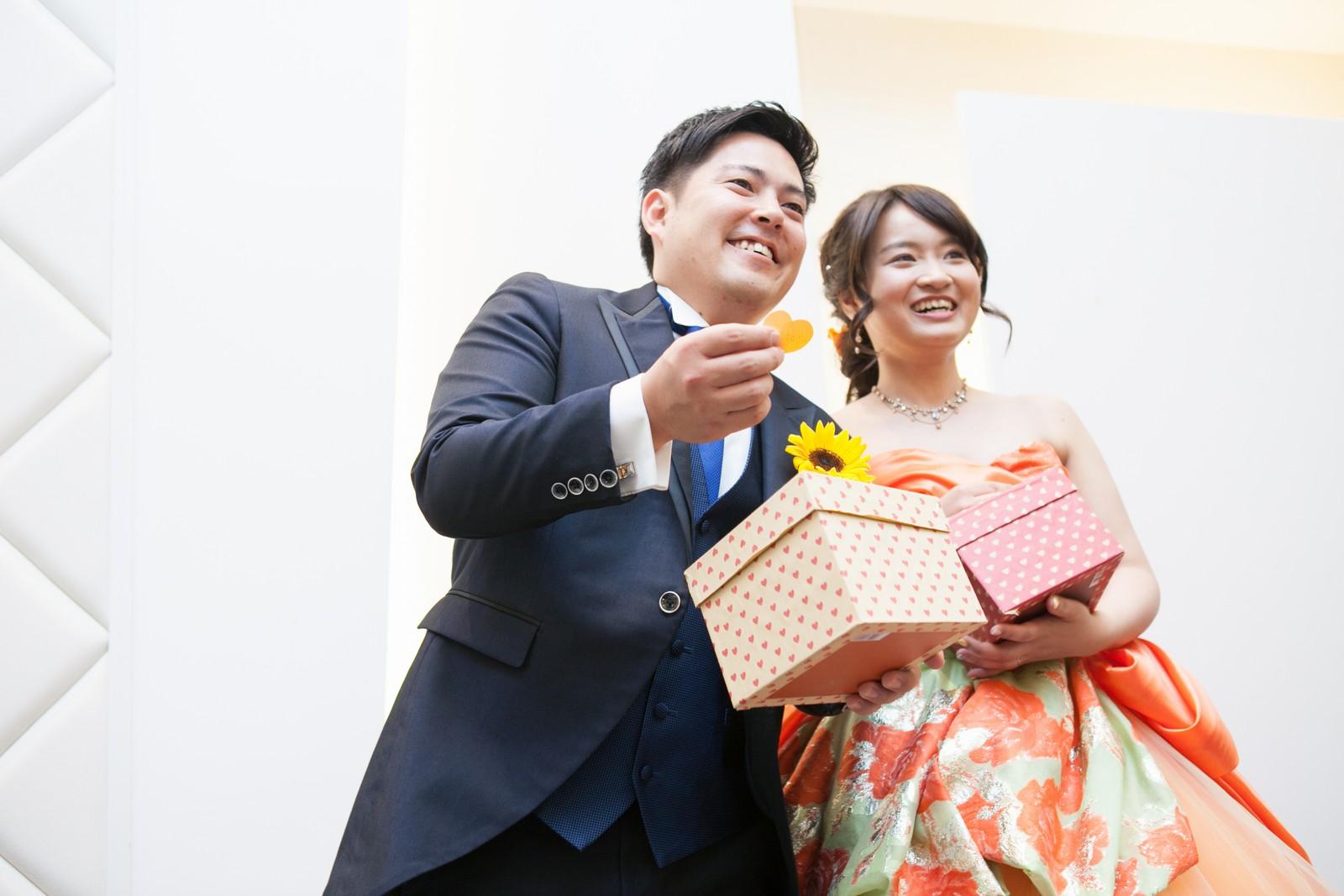 香川県の結婚式場シェルエメール&アイスタイルのドレス当てクイズ