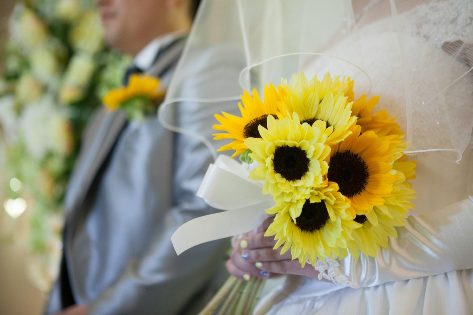 香川県の結婚式場シェルエメール&アイスタイル ブーケ
