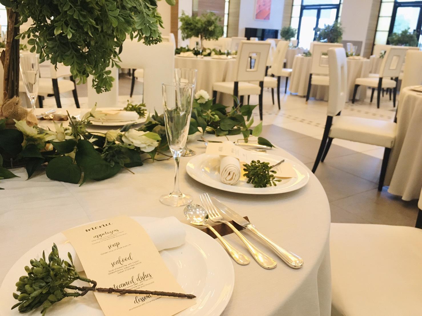 香川県の結婚式場のシェルエメール&アイスタイルのガーデンリニューアル