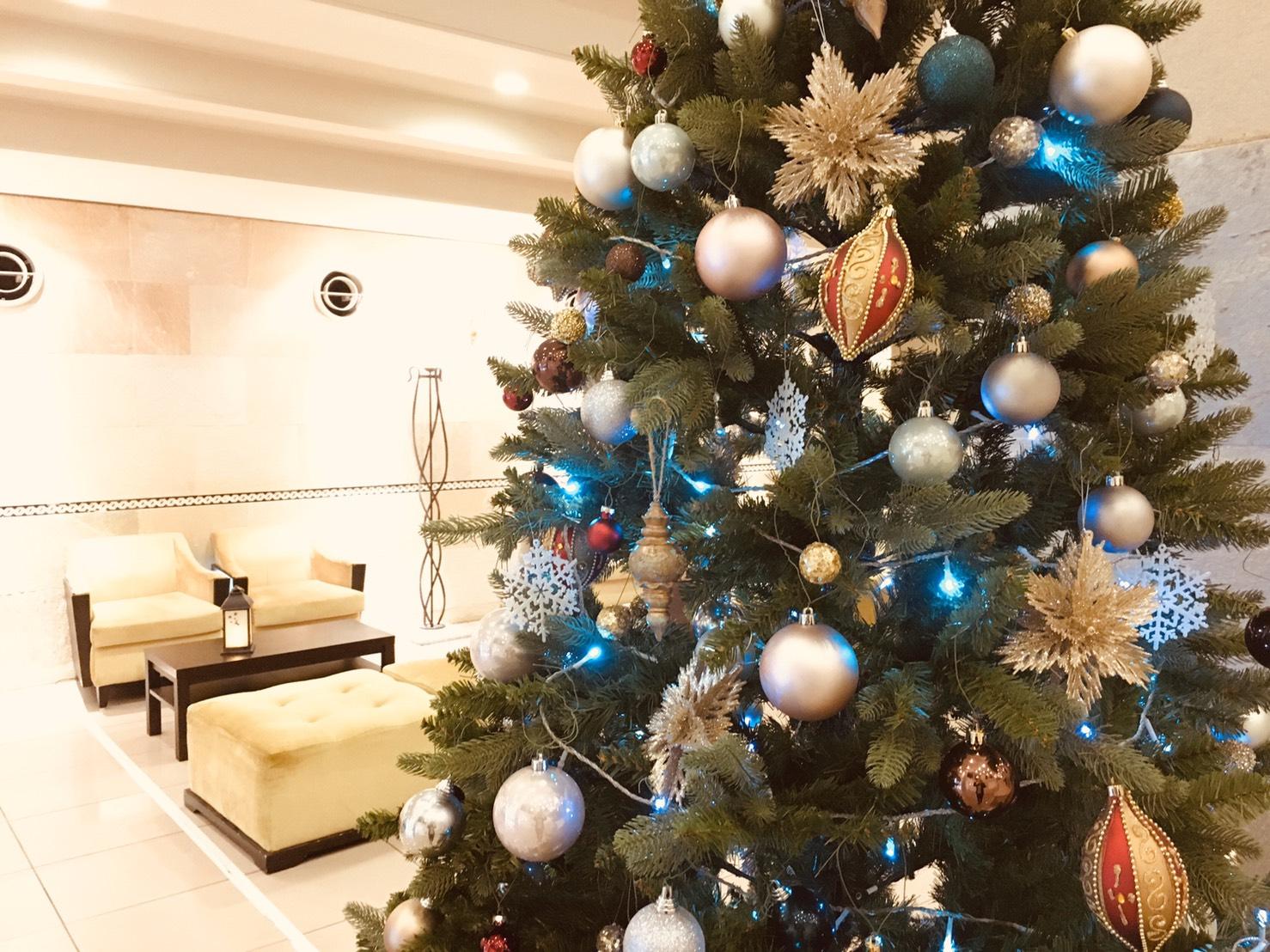 香川県の結婚式場のシェルエメール&アイスタイルのクリスマス