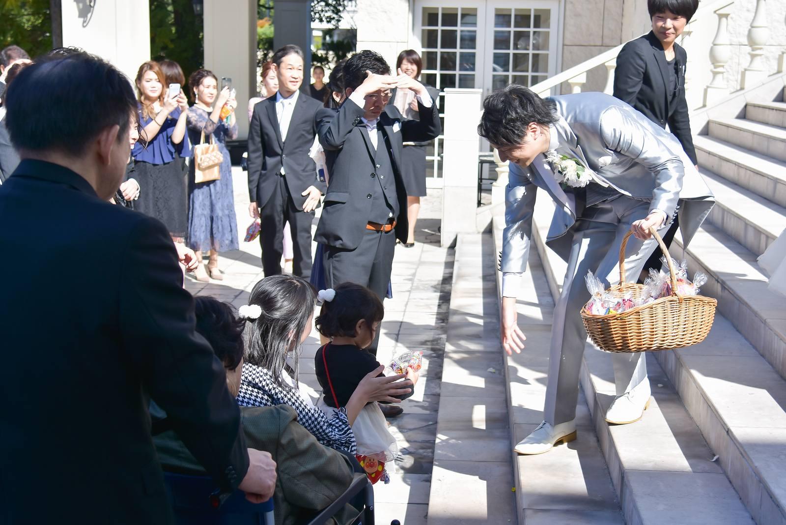 香川県の結婚式場シェルエメール&アイスタイル 福まき