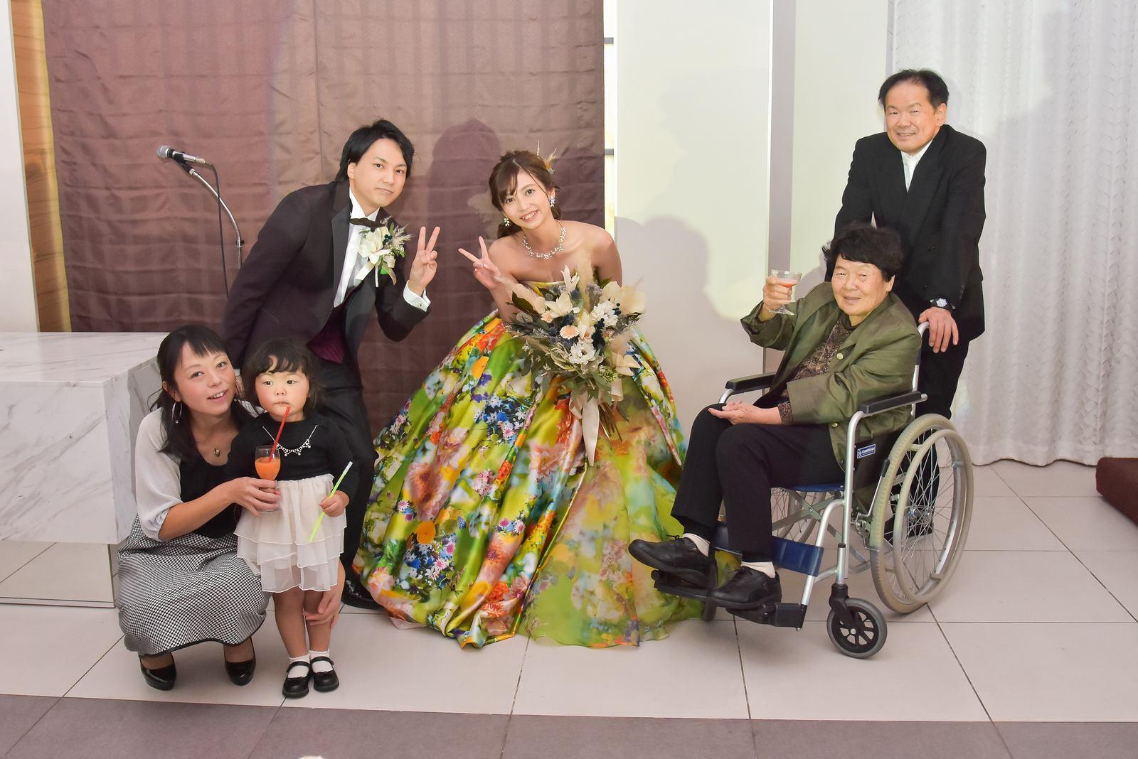 香川県の結婚式場シェルエメール&アイスタイル カクテルパフォーマンス