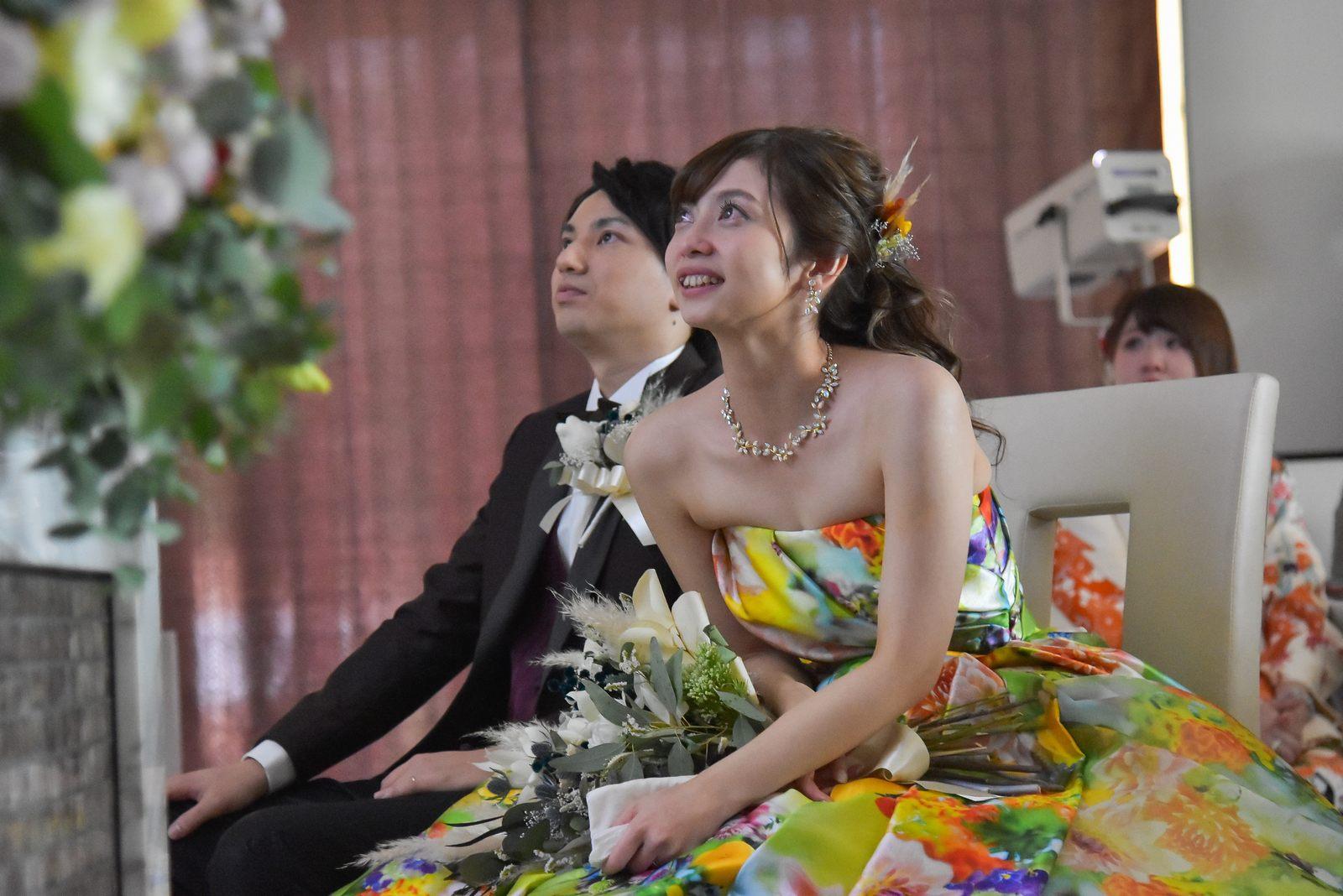 香川県の結婚式場シェルエメール&アイスタイル サプライズムービー