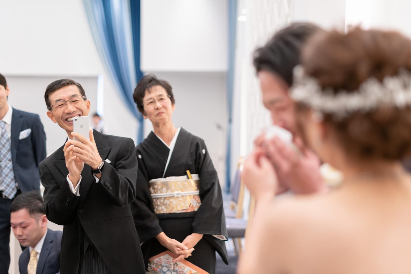 香川県の結婚式場のシェルエメール&アイスタイル ケーキセレモニー