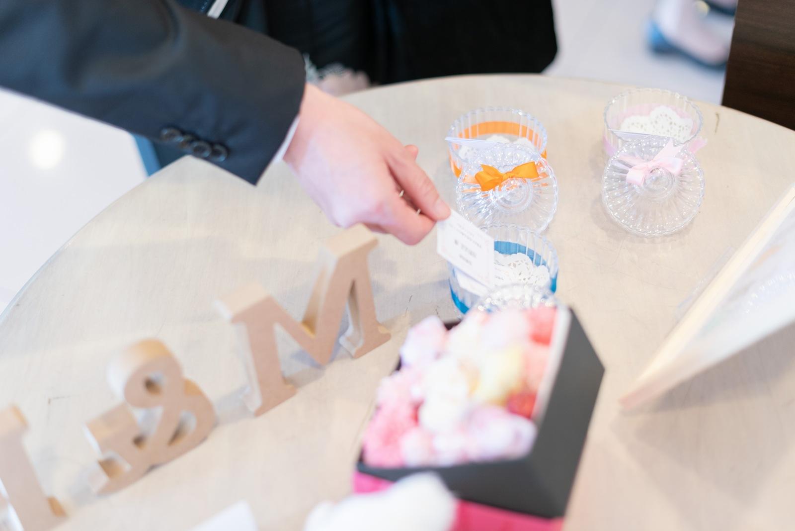 香川県の結婚式場のシェルエメール&アイスタイル ドレス色当てクイズ