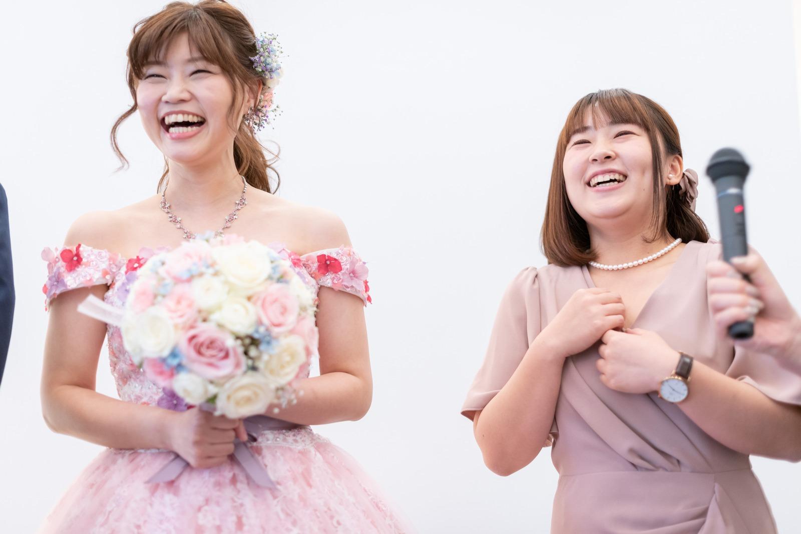 香川県の結婚式場のシェルエメール&アイスタイルのドレス色当てクイズ当選者