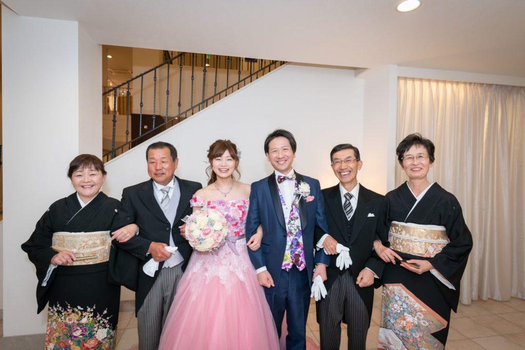 香川県の結婚式場のシェルエメール&アイスタイル 両家