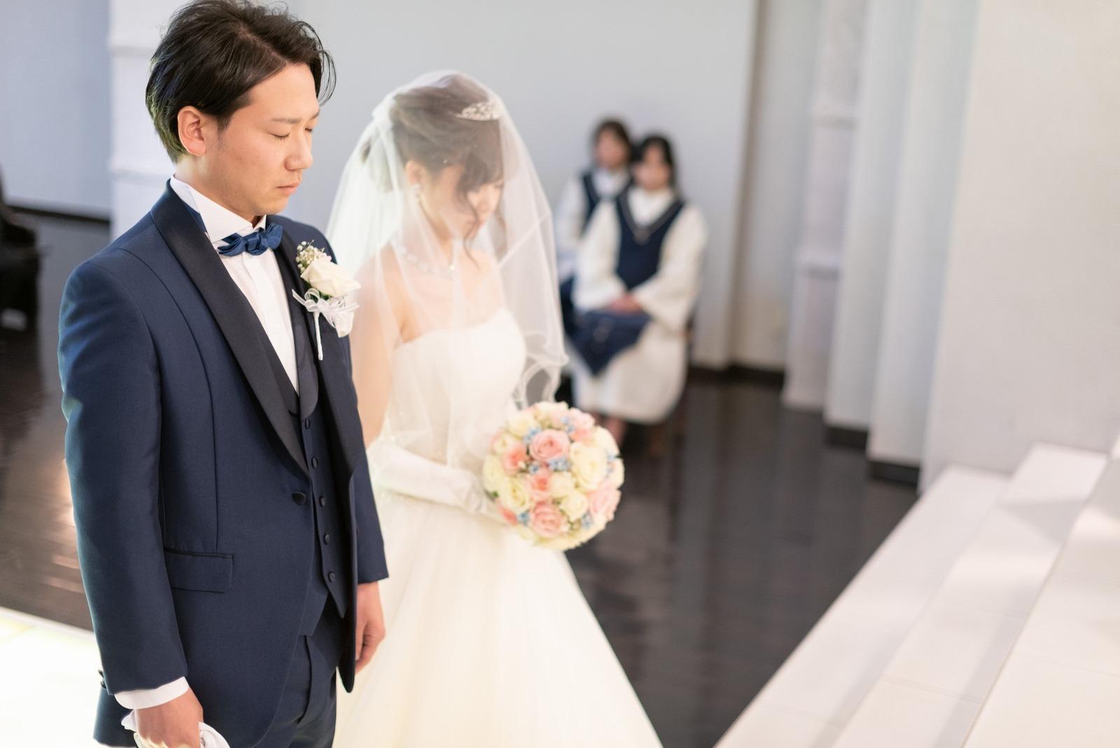 香川県の結婚式場のシェルエメール&アイスタイル 挙式