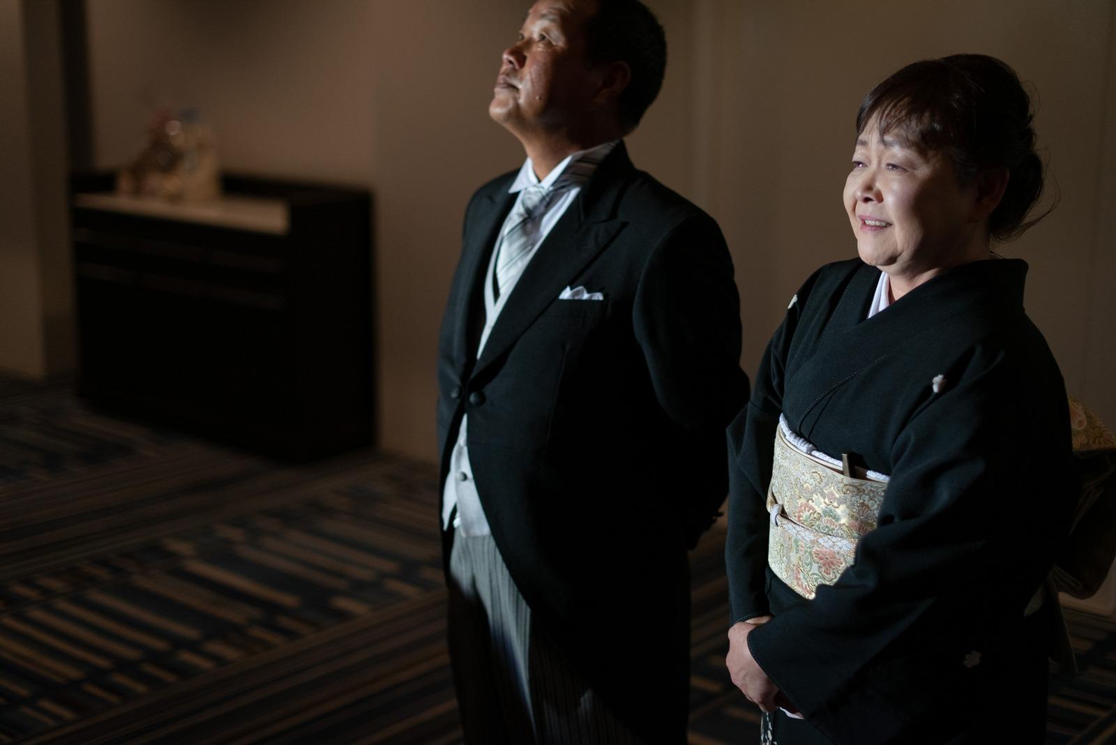 香川県の結婚式場のシェルエメール&アイスタイル 新婦両親