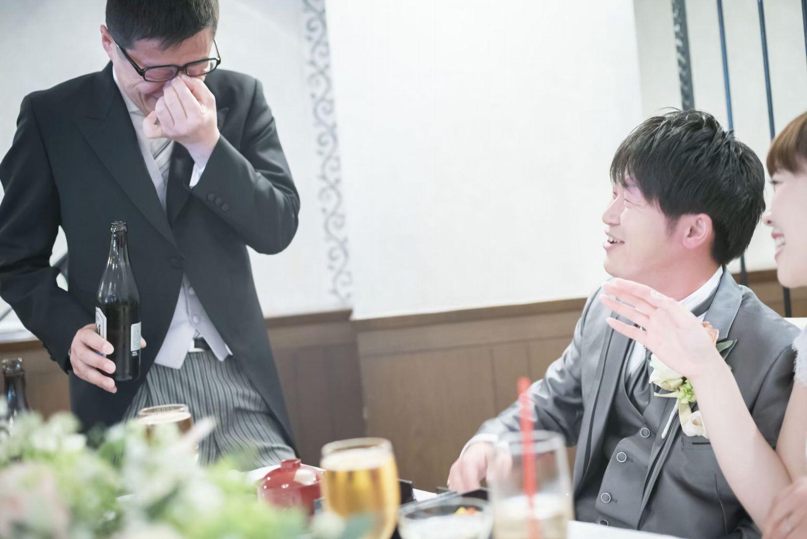 香川県の結婚式場シェルエメール&アイスタイル 涙