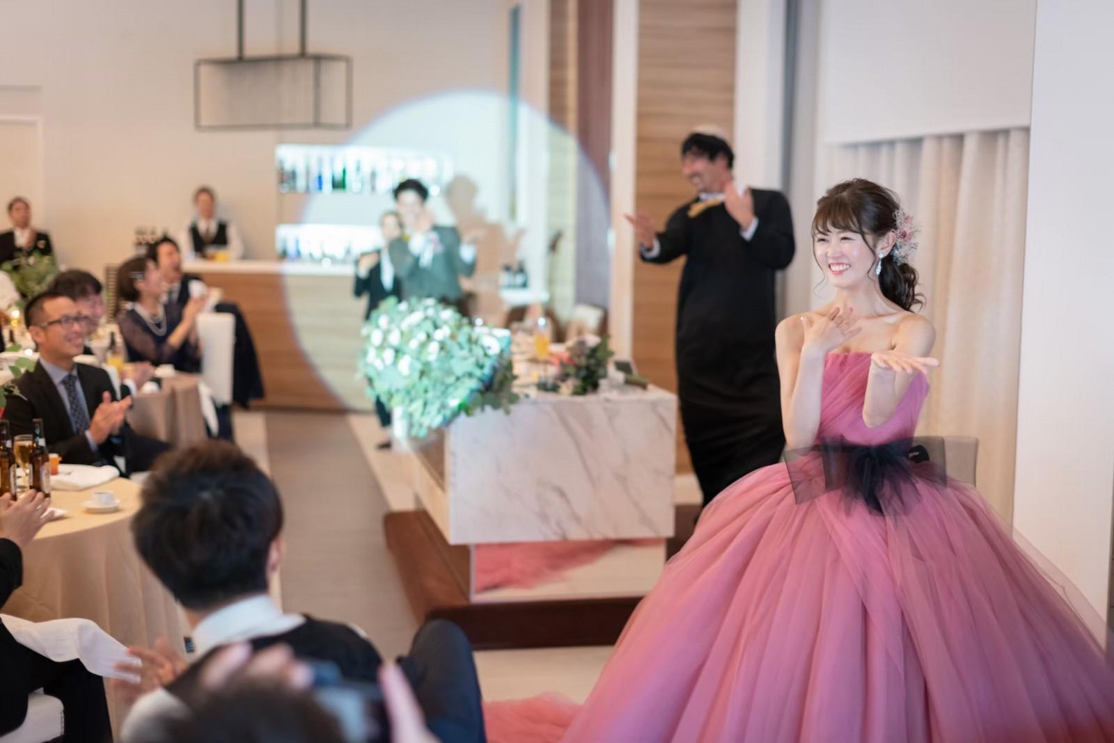 香川県の結婚式場シェルエメール&アイスタイル フラッシュモブ
