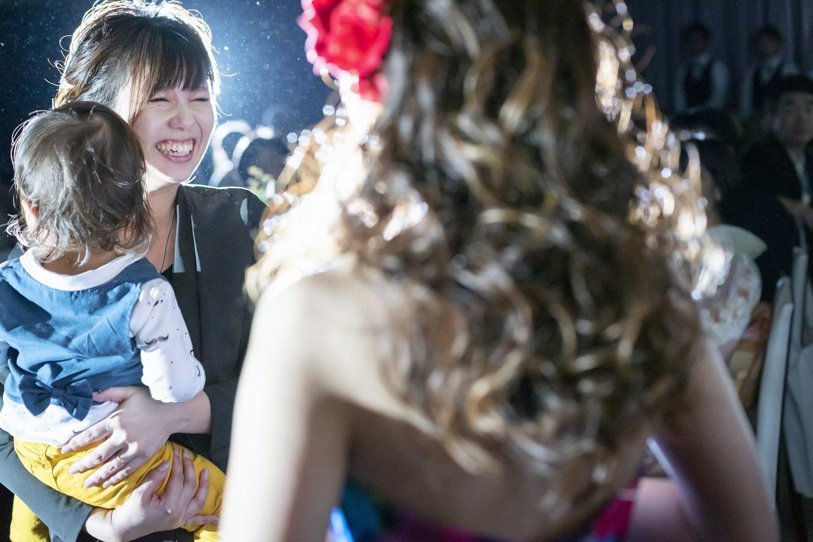 香川県の結婚式場シェルエメール&アイスタイルのプランナーサプライズ
