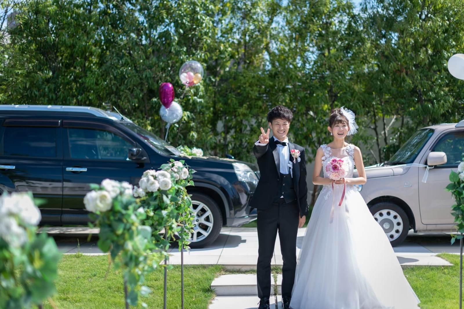 香川県の結婚式場のシェルエメール&アイスタイル ガーデン