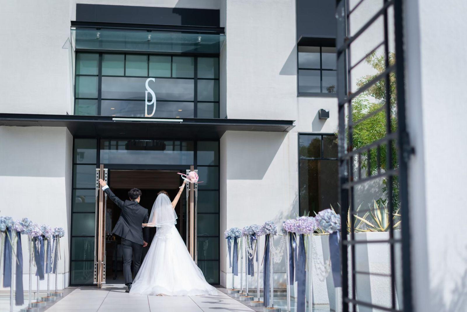 香川県の結婚式場シェルエメール&アイスタイル アイスタイル外観