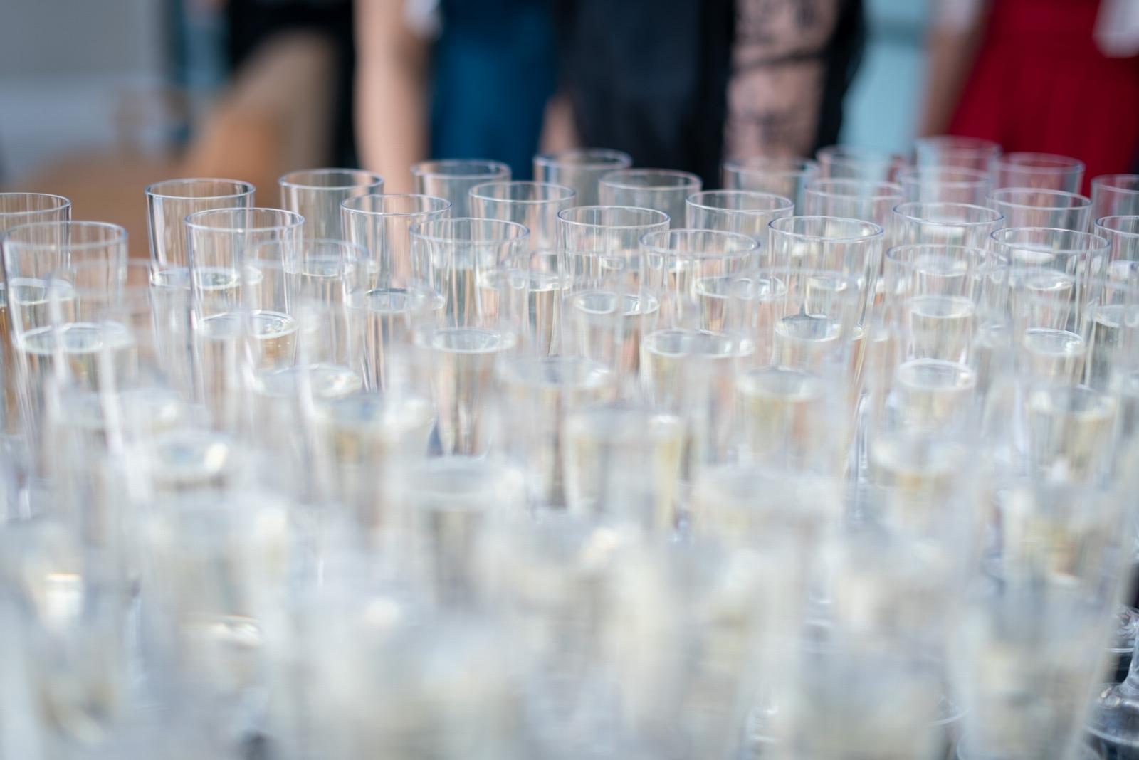 香川県の結婚式場シェルエメール&アイスタイル シャンパン