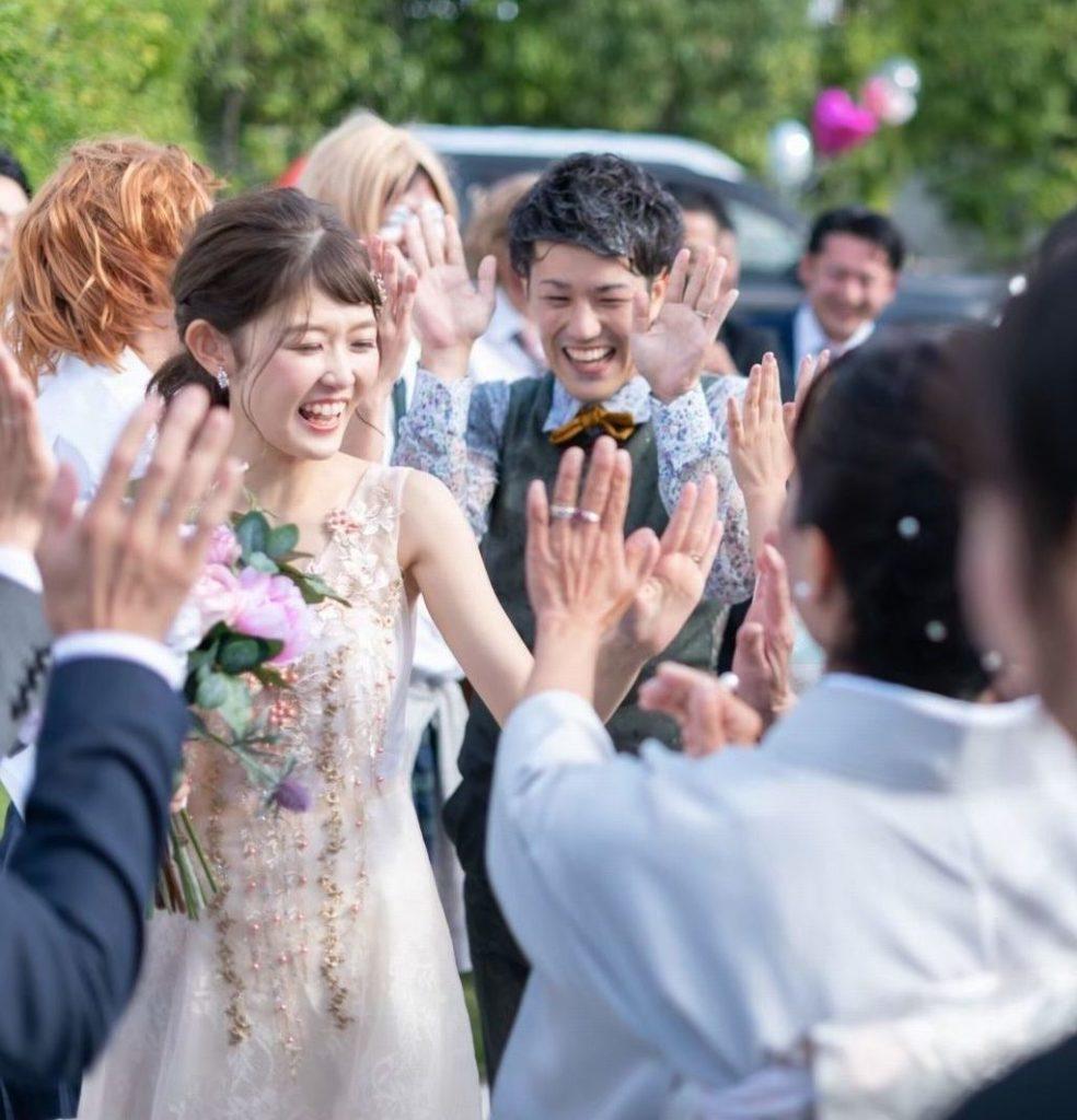 香川県の結婚式場シェルエメール&アイスタイル ハイタッチ