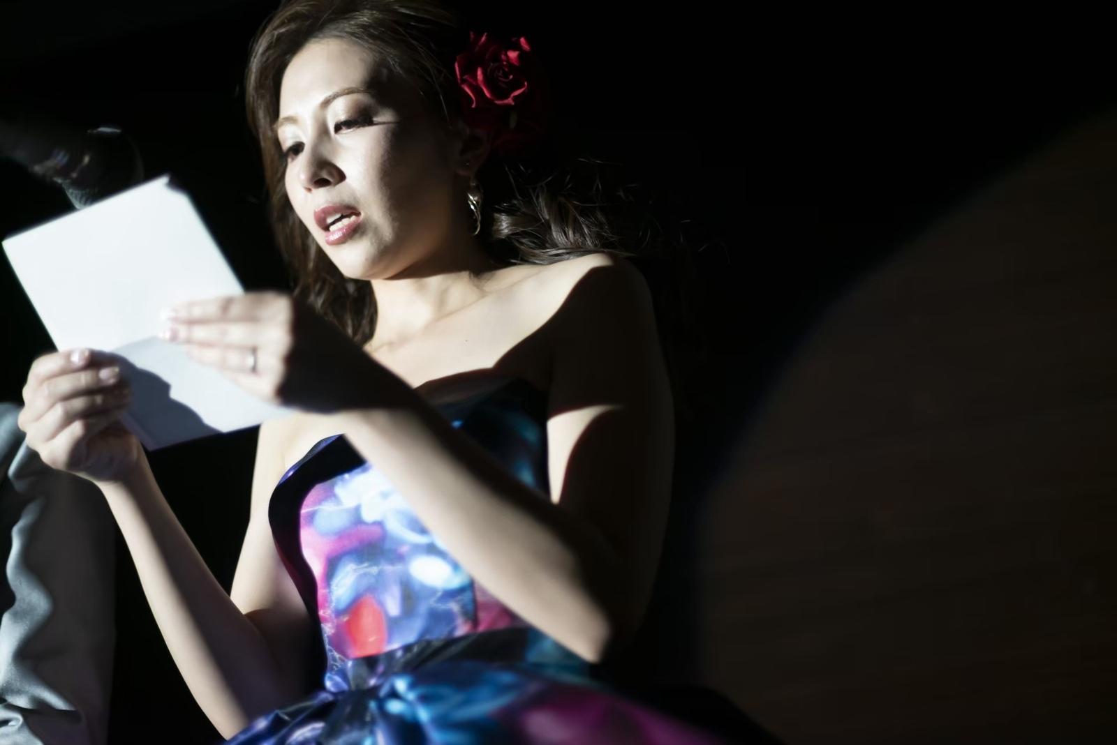 香川県の結婚式場シェルエメール&アイスタイルの新婦手紙