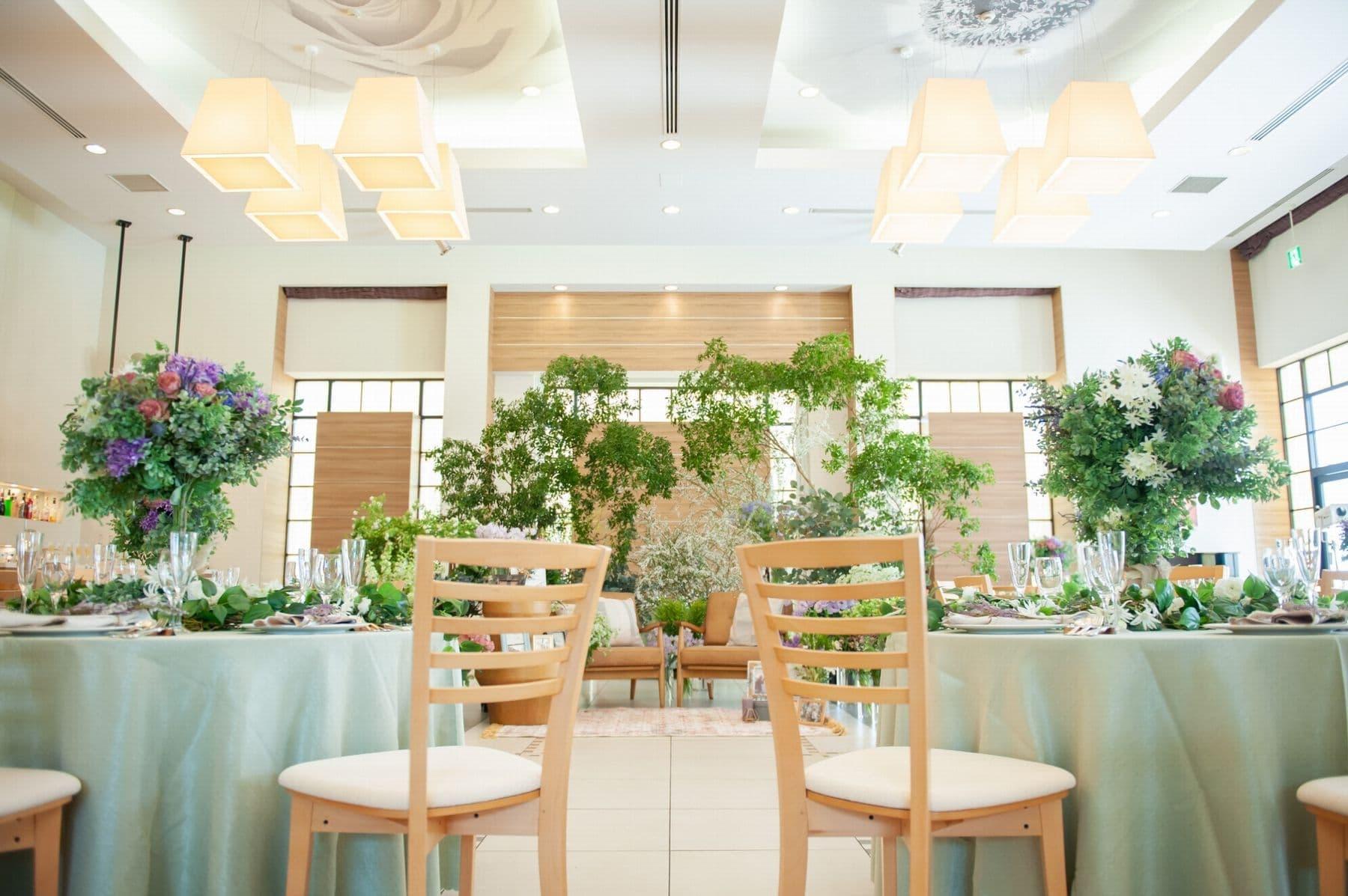 香川県の結婚式場シェルエメール&アイスタイルの会場がリニューアルオープン!