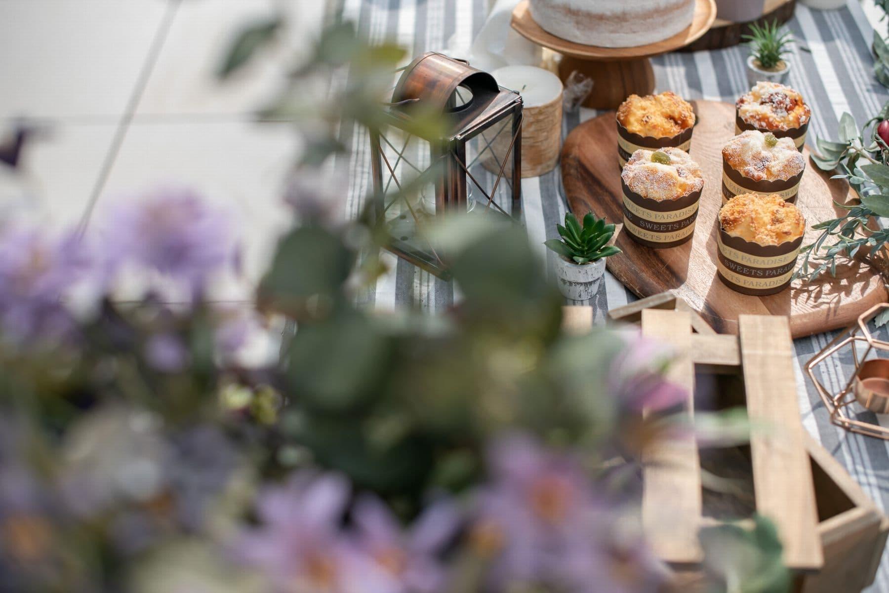 香川県の結婚式場シェルエメール&アイスタイルでフィンガーフードを楽しむ