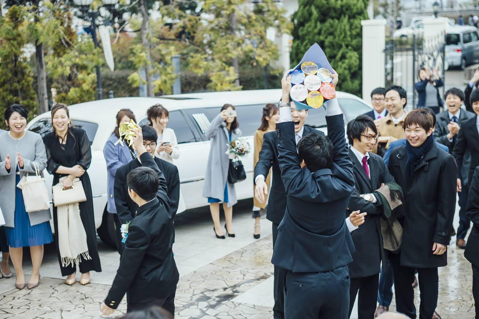 香川県の結婚式場シェルエメール&アイスタイルのカップラーメントス