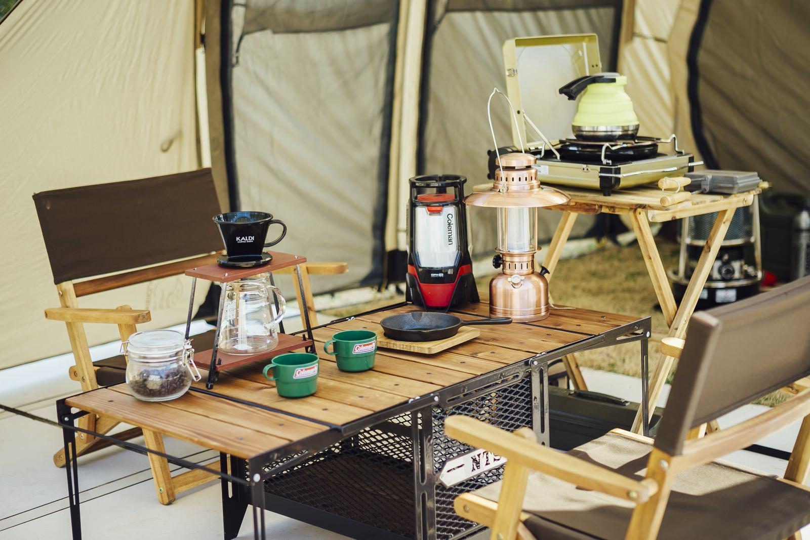 香川県の結婚式場シェルエメール&アイスタイルのキャンプ