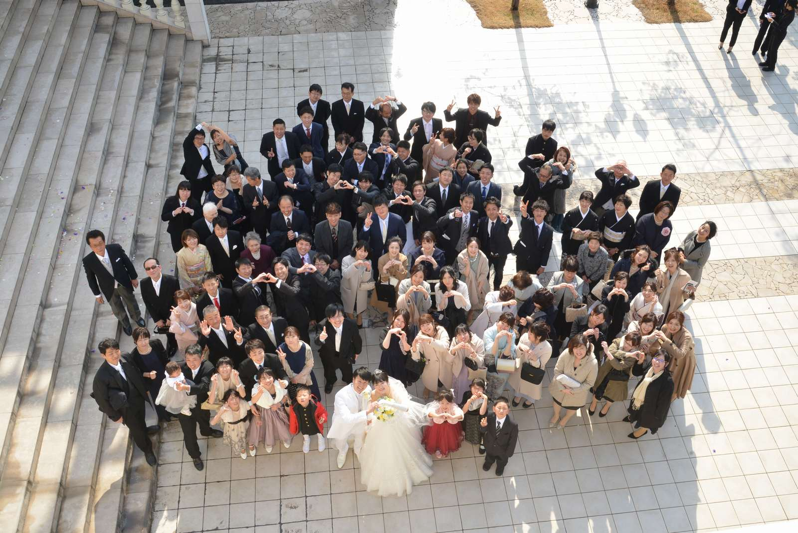 香川県の結婚式場シェルエメール&アイスタイル スカイフォト