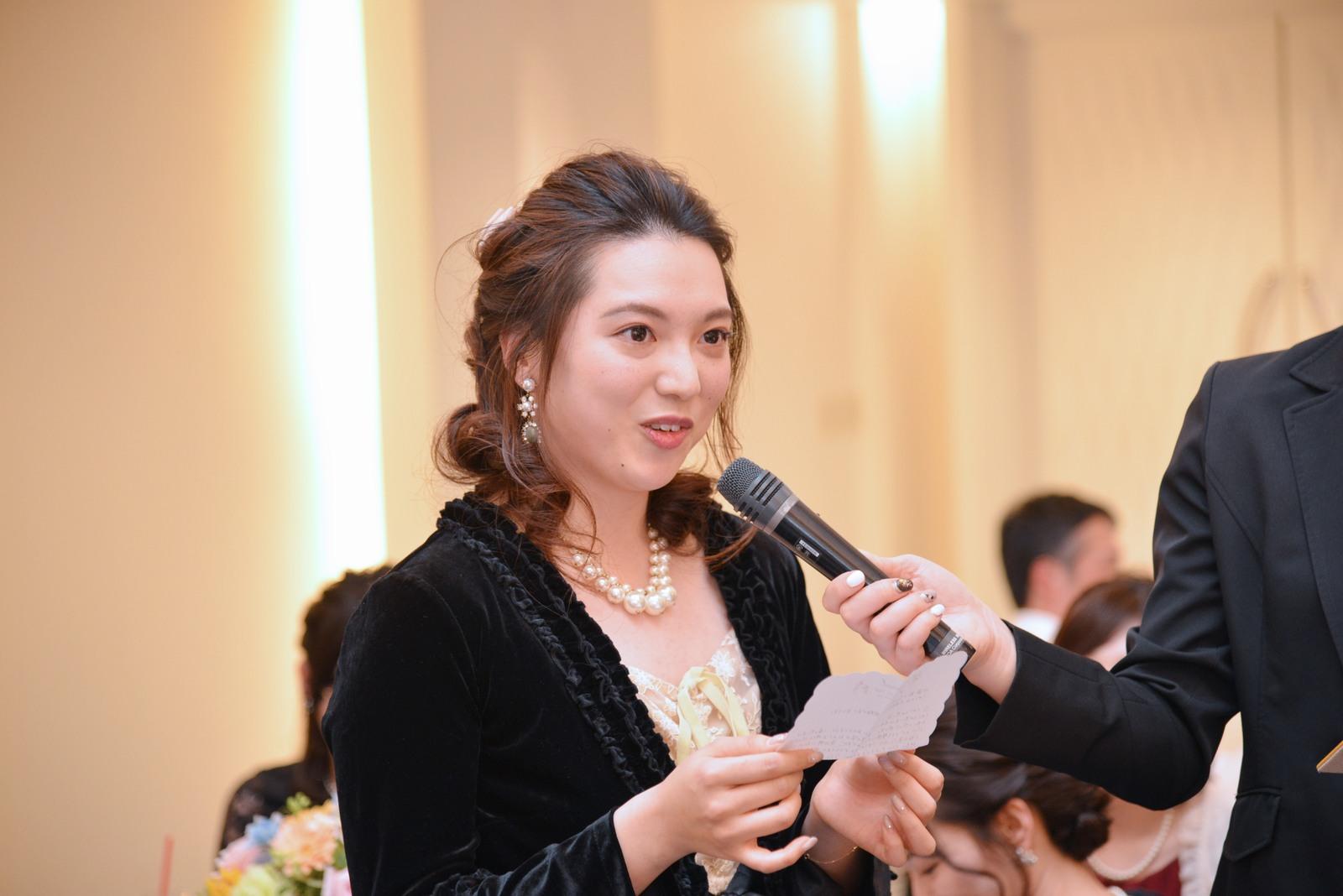 香川県の結婚式場シェルエメール&アイスタイルのテーブルインタビュー