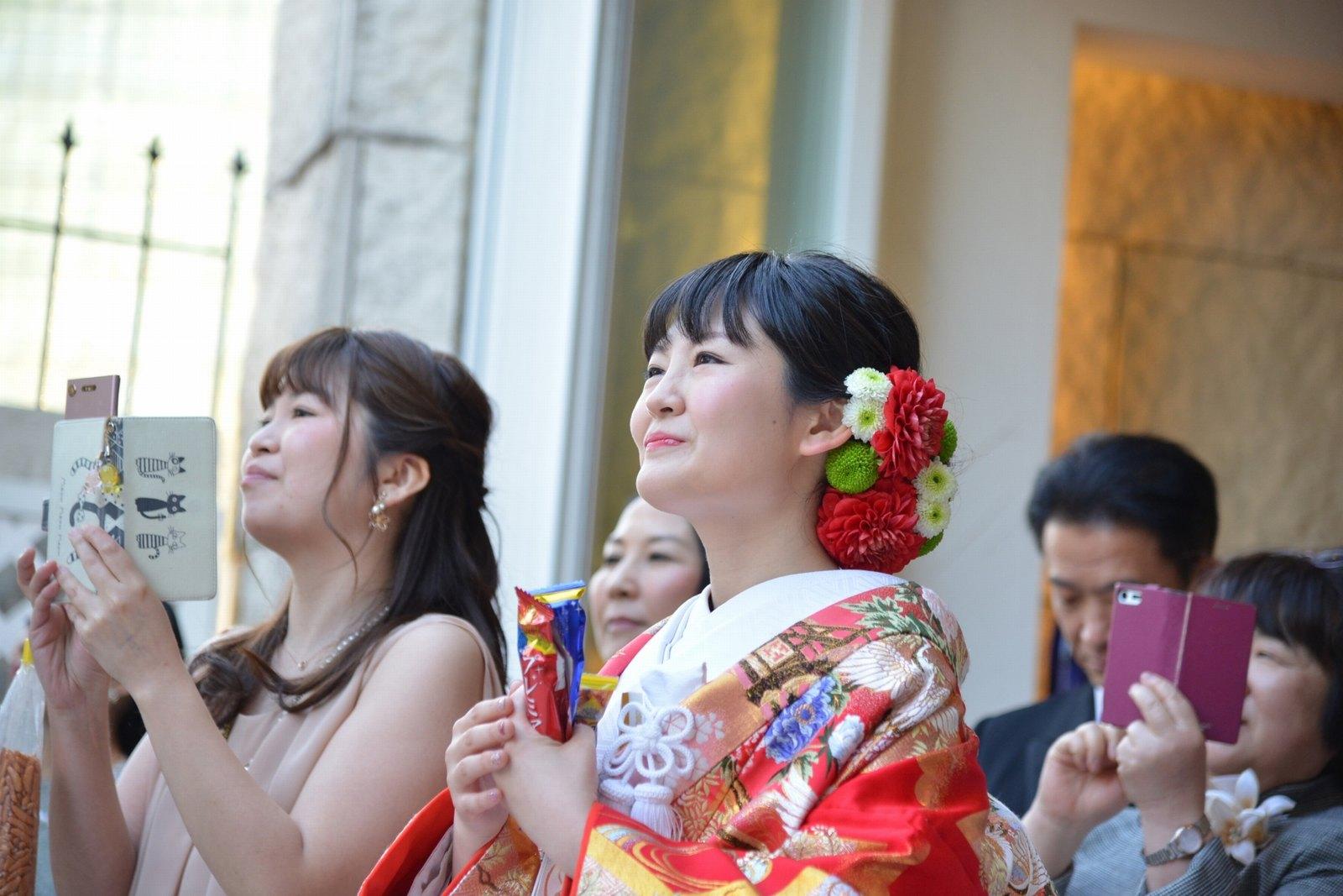 香川県の結婚式場シェルエメール&アイスタイルの余興