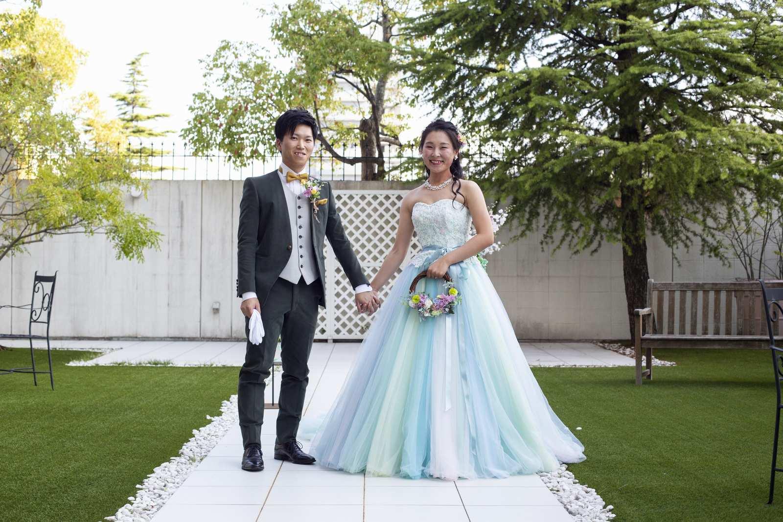香川県の結婚式場シェルエメール&アイスタイル ガーデン
