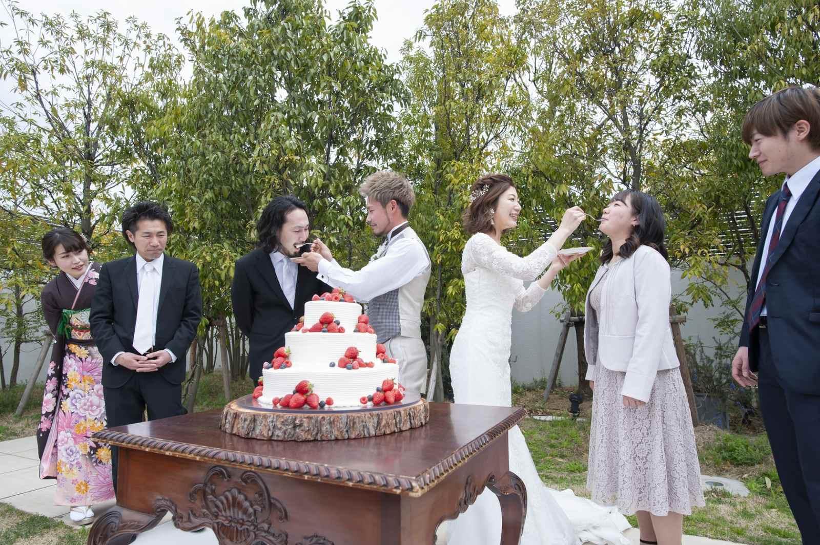 香川県の結婚式場シェルエメール&アイスタイルのサンクスバイト