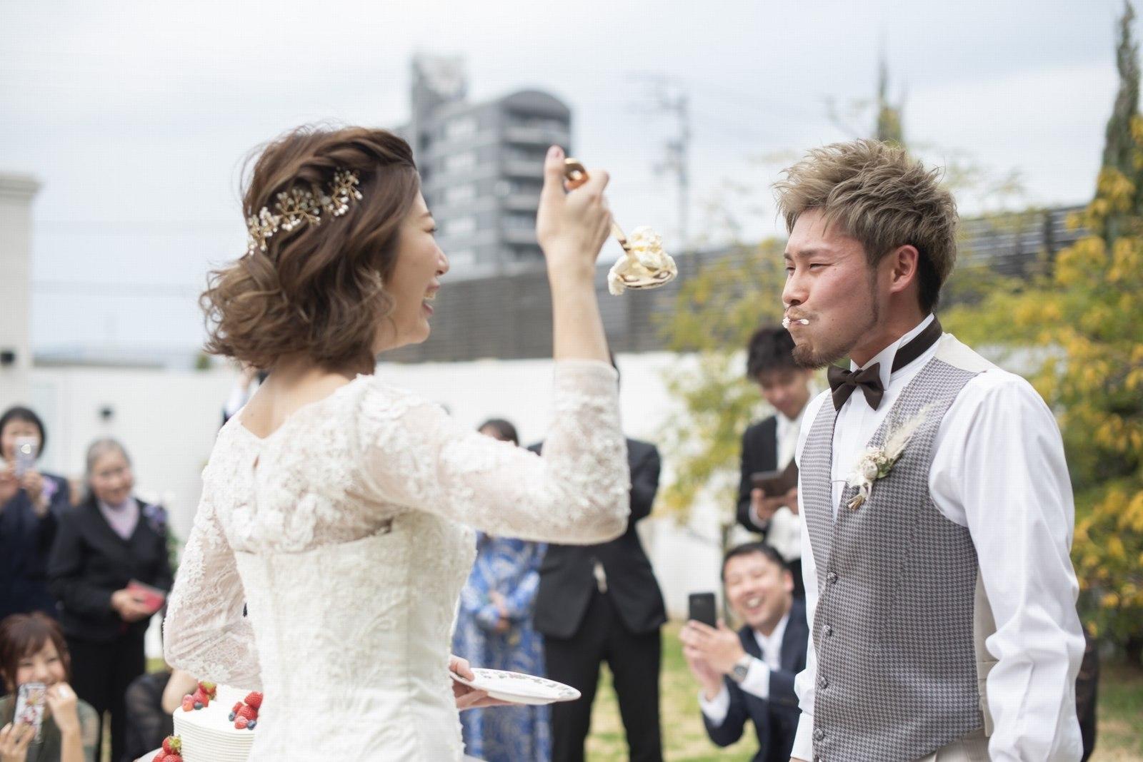 香川県の結婚式場シェルエメール&アイスタイルのファーストバイトグッズ