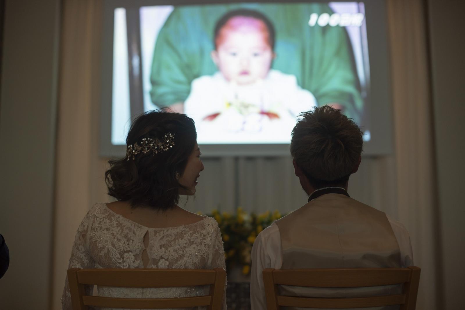 香川県の結婚式場シェルエメール&アイスタイルのサプライズ映像