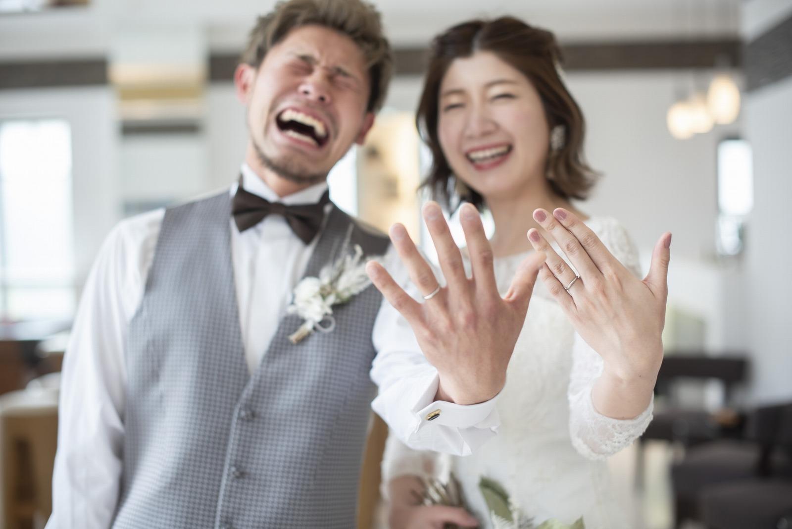 香川県の結婚式場シェルエメール&アイスタイルの新郎新婦