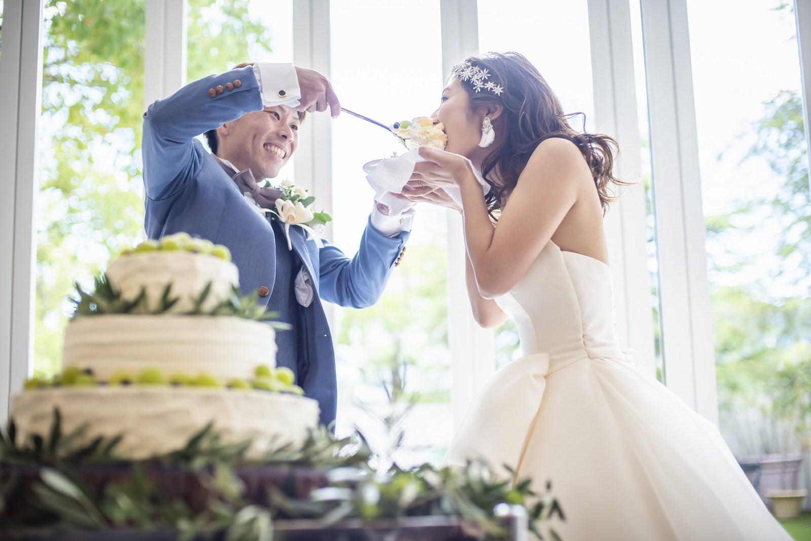 香川県の結婚式場シェルエメール&アイスタイルのファーストバイト