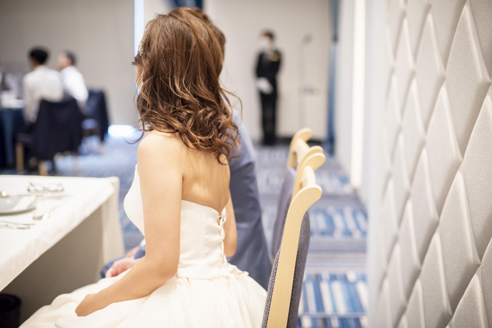 香川県の結婚式場シェルエメール&アイスタイルの髪型