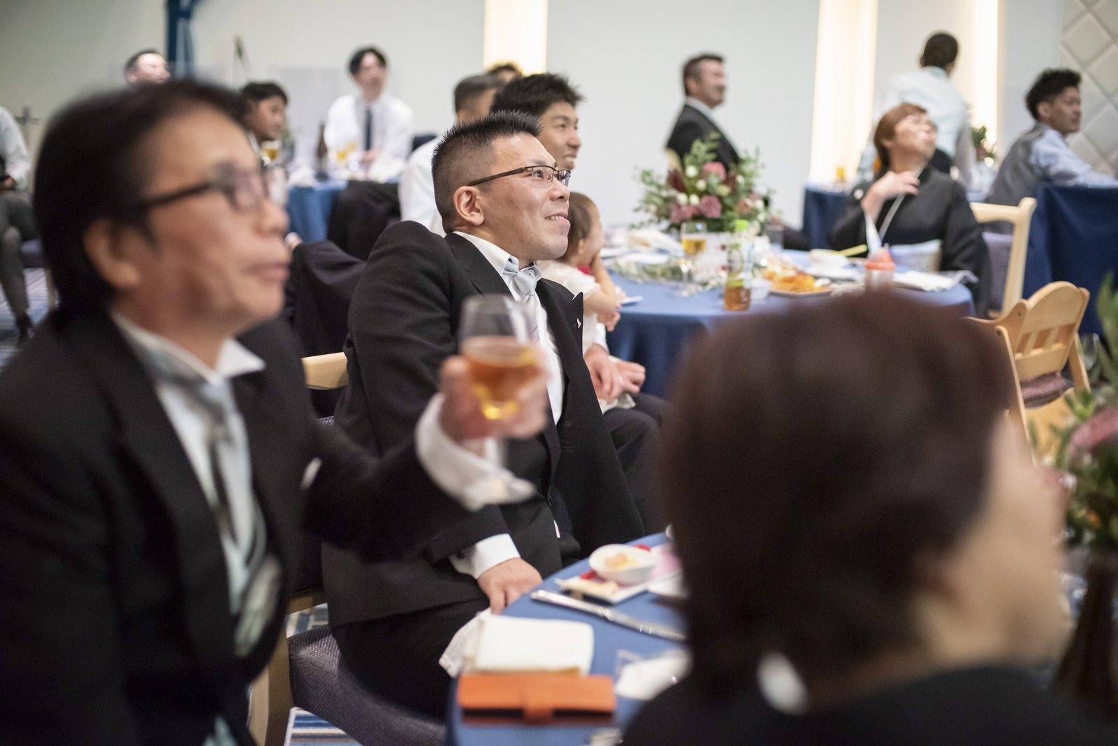 香川県の結婚式場シェルエメール&アイスタイルのゲスト