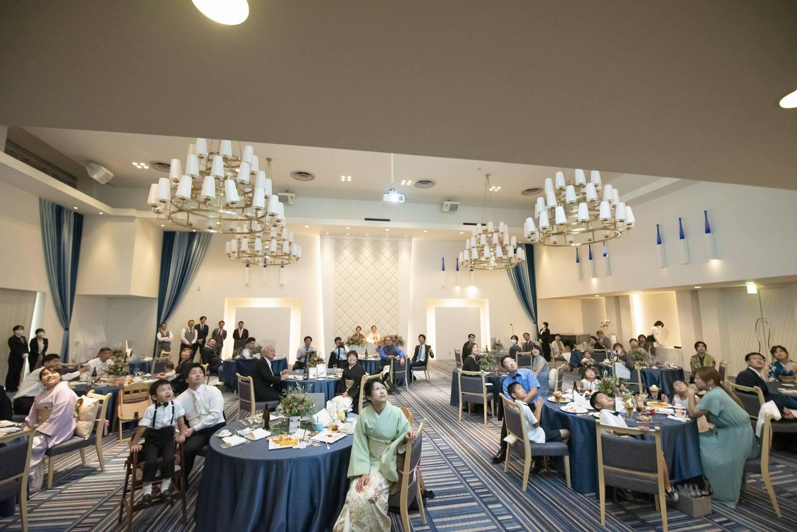 香川県の結婚式場シェルエメール&アイスタイルの会場