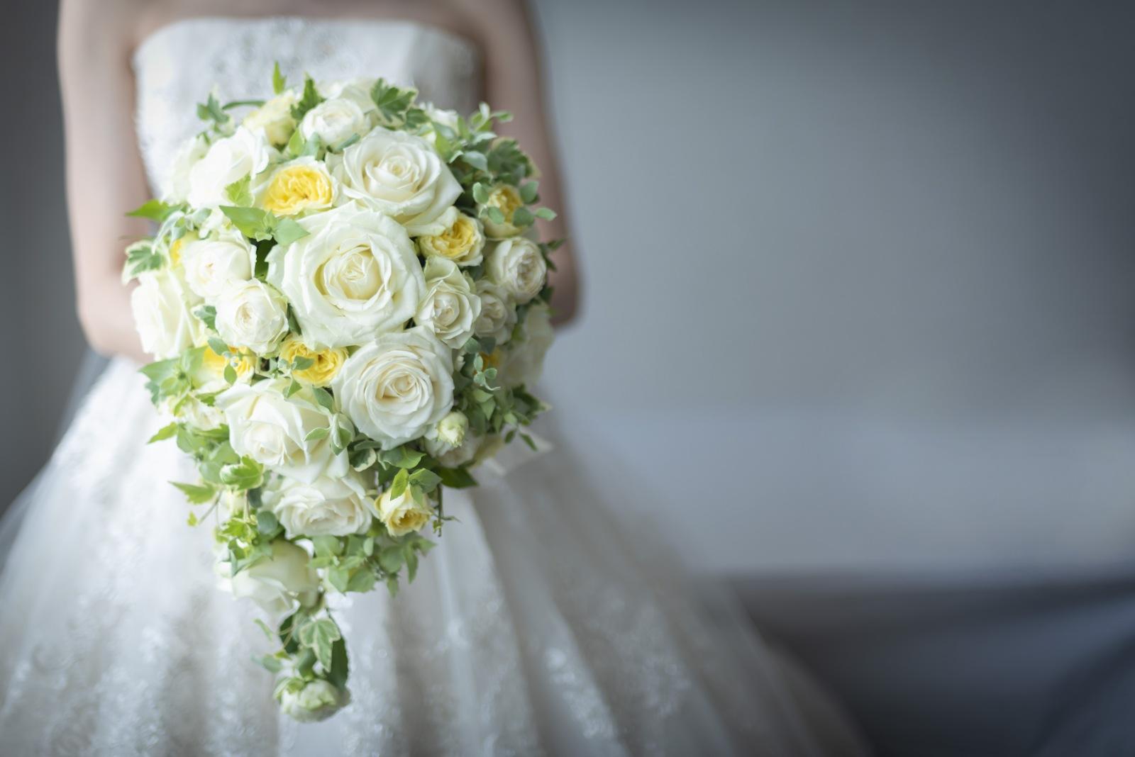 香川県の結婚式場シェルエメール&アイスタイルのブーケ