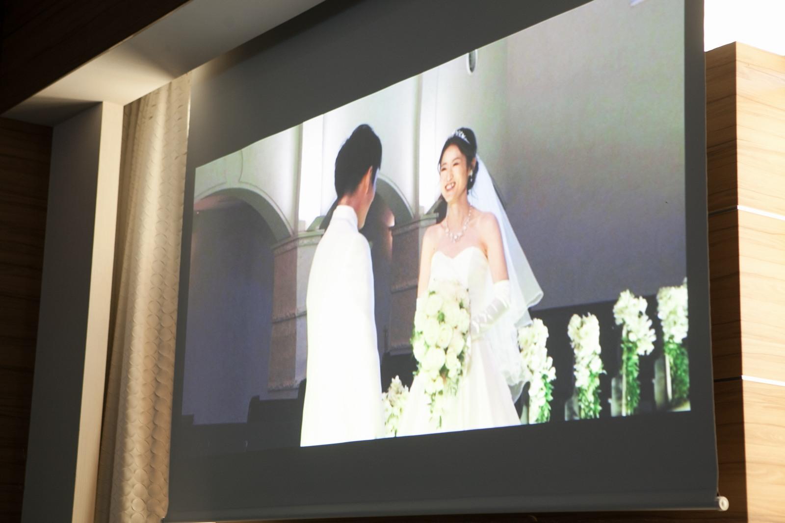香川県の結婚式場シェルエメール&アイスタイルのエンドロールムービー
